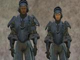 Marauder battle armor