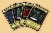 The 4 JP Merr-Sonn cards