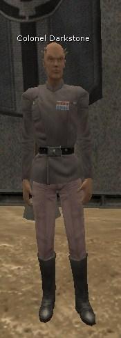 Colonel Darkstone