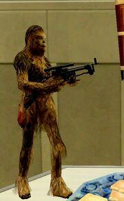 Wookiee Hero Figurine