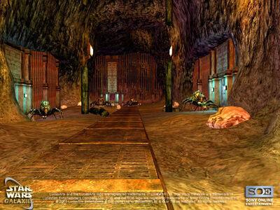 Geonosian Caves | SWG Wiki | FANDOM powered by Wikia