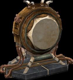 Giant-model-gong