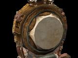 Giant Model Gong