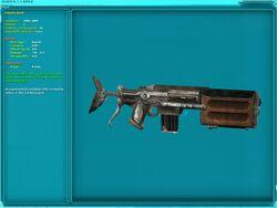 Reward jinkins rifle
