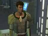 Captain Gavyn Sykes