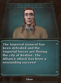 Rebel Offensive Victory