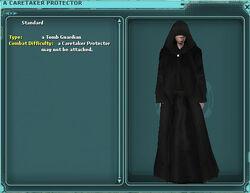 Caretaker-protector