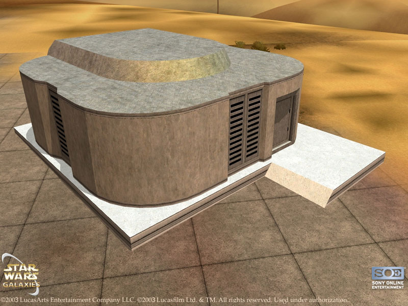 Small Corellia House Style 2 Floor Plan 1 Swg Wiki