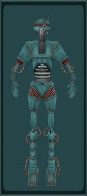 Le-repair-droid