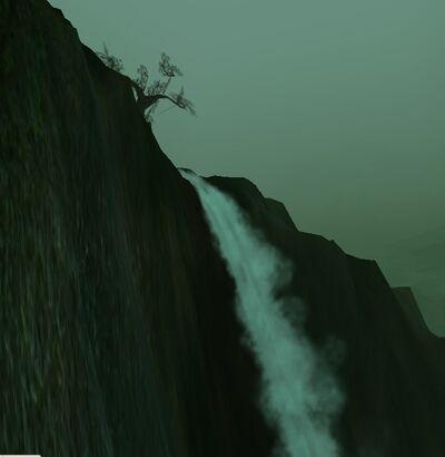 Lesser Misty Falls