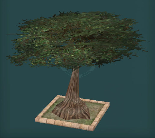 Miniature Wroshyr Tree