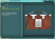 Wayfar spy explosive briefcase