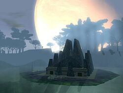 Temple of exar kun