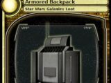 Armored Backpack