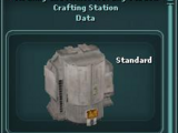Clothing and Armor Crafting Station