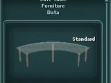 Cafe Table (modern)