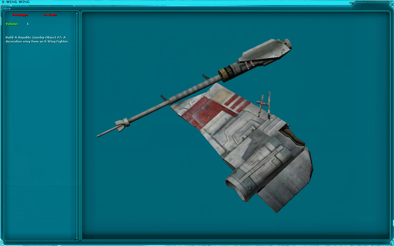 X wing wing swg wiki fandom powered by wikia xwing wing malvernweather Images