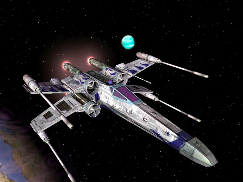X wing swg wiki fandom powered by wikia t 65 x wing starfighter malvernweather Gallery
