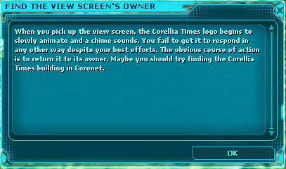 Find-the-view-screen's-owne