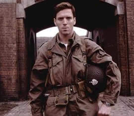 Richard Winters in Band of Brothers