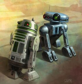 Droid | Star Wars - Galaxy at War: MUSH Wiki | FANDOM powered by Wikia
