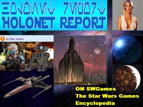 HoloNetGames Report