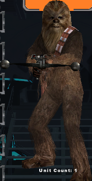 Chewbaccas
