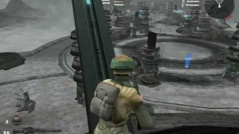Star Wars Battlefront 2 Mygeeto Sniping Spot