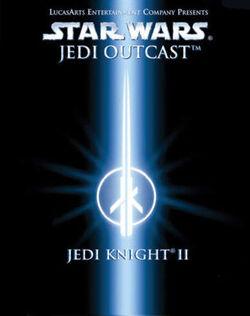 Star Wars- Jedi Knight II- Jedi Outcast cover