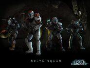 DeltaSquadWall