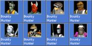 BountyHunter icons