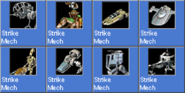 StrikeMech icons