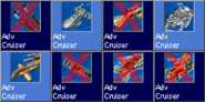 AdvCruiser icons