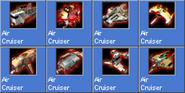 AirCruiser icons