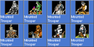 MountedTrooper icons