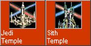 Jedi-SithTemple icons