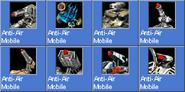 AntiAirMobile icons