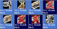 HvyAssaultMech icons