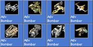 AdvBomber icons