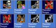 RepeaterTrooper icons