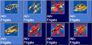 AdvFrigate icons
