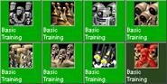 BasicTraining icons