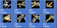 AdvFighter icons