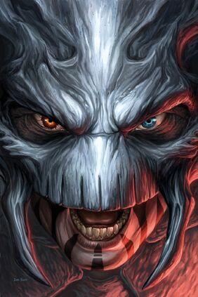 La fureur du dragon l'empereur sith Dark Krayt