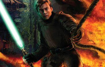 Luke Skywalker durant Seconde Guerre Civile Galactique