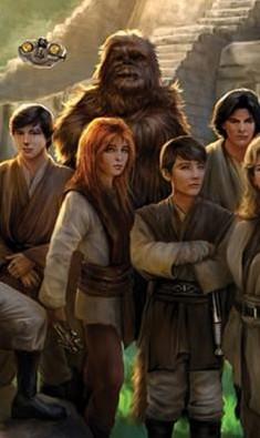 Padawans Jedi du Nouvel Ordre Jedi
