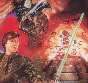 Nouvel Ordre Jedi vs Académie des Ombres
