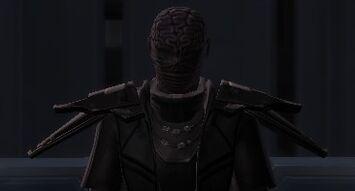L'Empereur Sith sur Dromund Kaas 1.1
