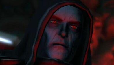 Avènement de l'Empereur Sith