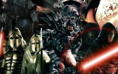 Dark Krayt vs Dieux de l'Univers1.1
